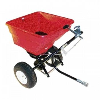 Earthway 2170T Professional Tow Broadcast Spreader - 100 LB HOPPER