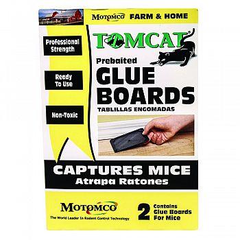 Tomcat Mice Glue Board 2 pack (Case of 24)