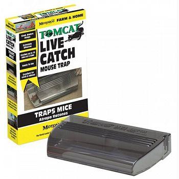 Tomcat Live Catch Mouse Trap