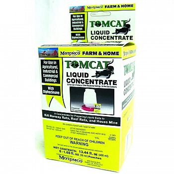 Tomcat Liquid Concentrate - 1.7 oz.