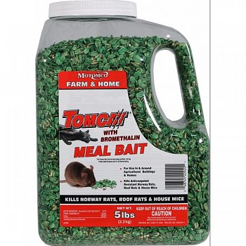 Tomcat With Bromethalin Meal Bait  5 POUND