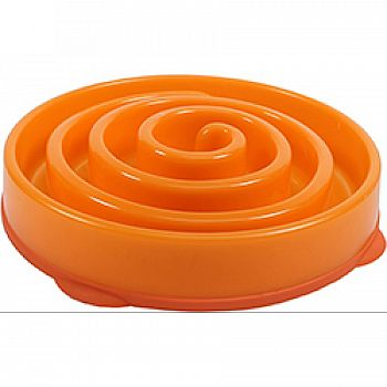Dog Games Coral Slo-bowl Slow Feeder