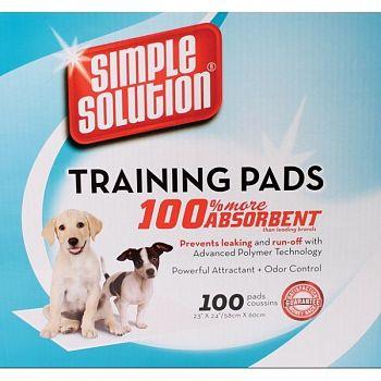 Simple Solution Training Pads 100 pk.