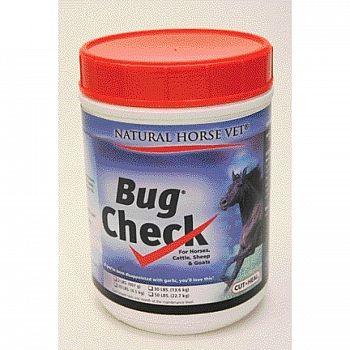 Cut Heal Equine Bug Check