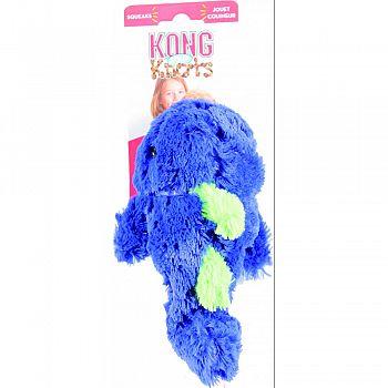 Aqua Knots Shark Dog Toy BLUE/GREEN SMALL/MEDIUM