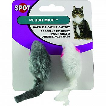 Plush Mouse - twin pack
