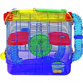 CritterTrail TWO for Hamsters & Gerbils - 16X10.5X1 in.