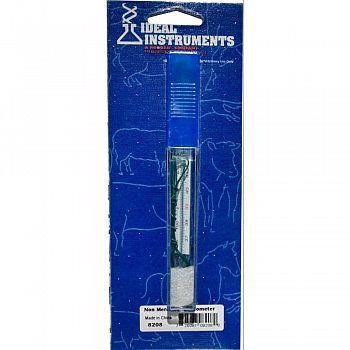 Vet Thermometer Non-mercury for Livestock Animals - 5 in.