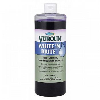 White N Brite Horse Shampoo 32 oz.