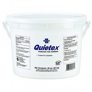 Quietex Powder Calming Supplement For Horses  30 OUNCE