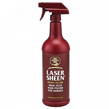 Laser Sheen Horse Hair Polish