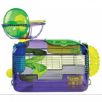 CritterTrail X Activity Home for Small Pets