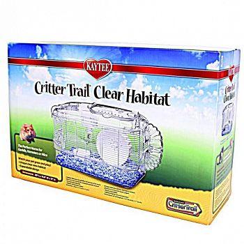 Kaytee Crittertrail Clear Habitat