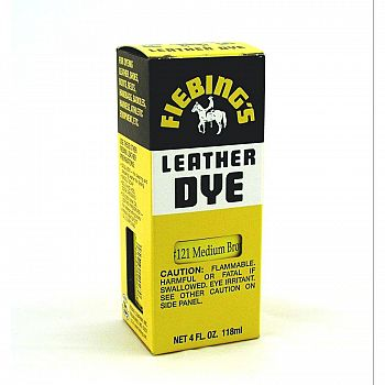 Fiebings Leather Dye 4 oz