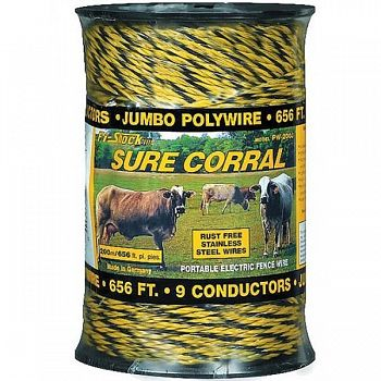 Polywire - 310 lb Breaking Load / 200 meter
