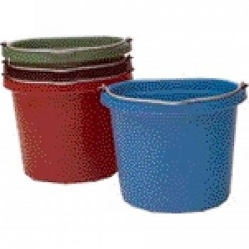 Flat Back Bucket - 14 qt.