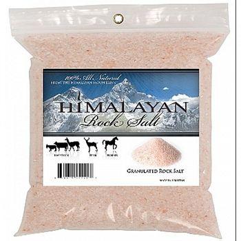 Equine/Large Animal Himalayan Granulated Rock Salt - 2.2 lb.