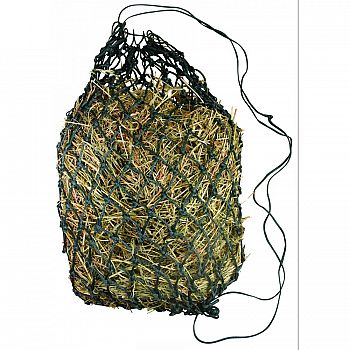 Hay Net Slow Feeder - Green 40 in.