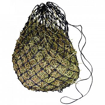Hay Net Slow Feeder - Navy / 40 in.