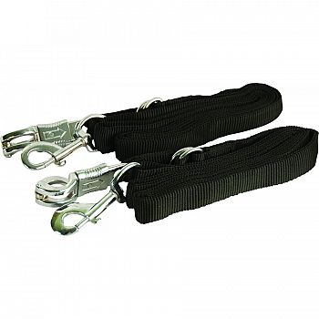 Adjustable Bylon Crossties With Panic Snap