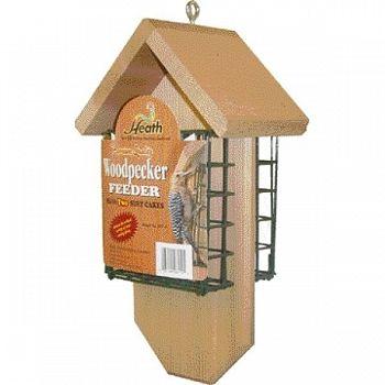 Woodpecker Double Suet Feeder -