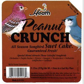 Peanut Crunch Wild Bird Suet