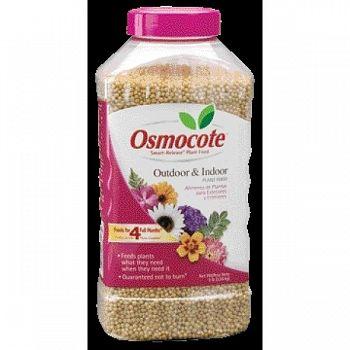 Osmocote Indoor / Outdoor Plant Food 3 lbs (Case of 12)