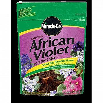 Buy bulk miracle gro african violet potting mix 8 qt for Bulk potting soil
