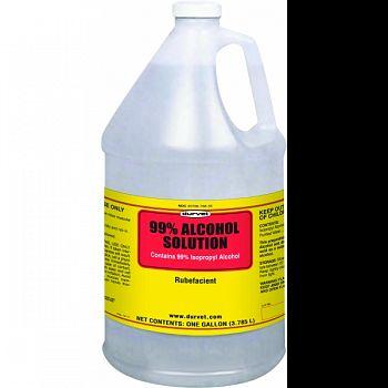 Isopropyl Alcohol 99% Solution  1 GALLON (Case of 4)