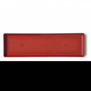 Countryside Flowerbox Tray TERRACOTA 18 INCH