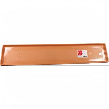 Countryside Flowerbox Tray TERRACOTTA 36 INCH