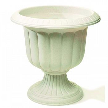 Classic Urn Planter STONE 14 INCH