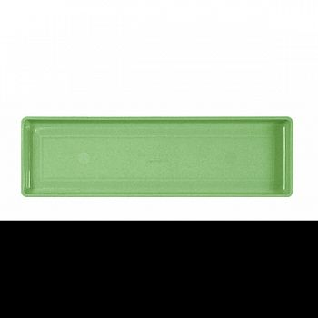 Countryside Flower Box Tray SAGE 24 INCH