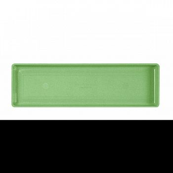 Countryside Flower Box Tray SAGE 30 INCH