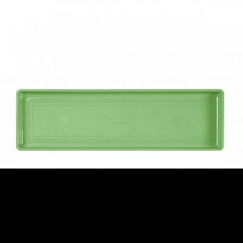 Countryside Flower Box Tray SAGE 36 INCH