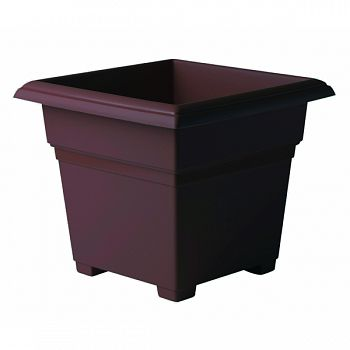 Countryside Tub Planter BROWN 14 INCH