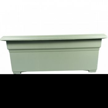 Countryside Patio Planter SAGE 27 INCH