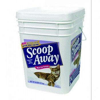Scoop Away Multi-Cat Formula Clumping Cat Litter  - 28 LBS
