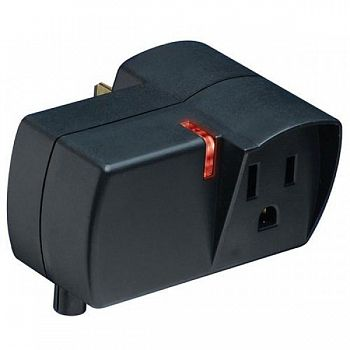 Temperature Controlled Output Electric Plug