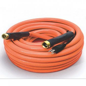 Heated Pirit Hose - Orange / 25 ft.