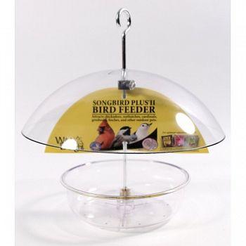 Wild Delight Songbird Plus II Dome Bird Feeder