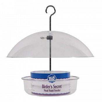 Blue Seal Birders Secret Neat Feast Dome Feeder - 10 in.
