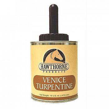 Venice Turpentine for Horses  16 oz.