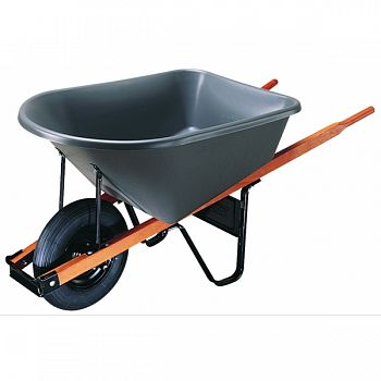 Replacement Wheelbarrow Tray For Model Cp6 GRAY