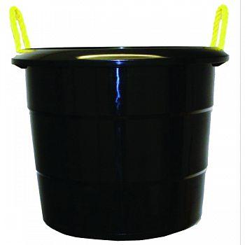 Muck Bucket BLACK 74 QUART