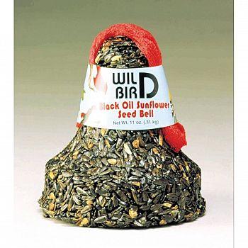 Black Oil Sunflower Seed Bell - 11 oz.