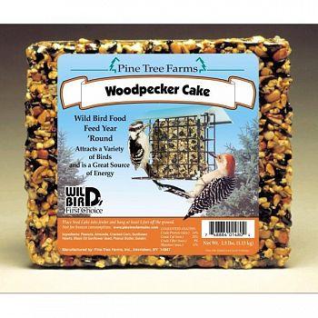 Woodpecker Seed Cake - 2.5 lbs.