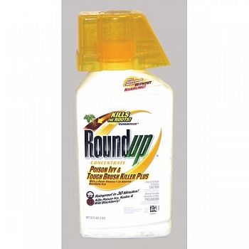 Roundup Poison Ivy & Tough Brush Killer Plus Conc