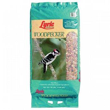 Lyric Woodpecker Bird Food Mix - 20 lbs.