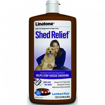 Lambert Kay Linatone Shed Relief Dog  32 OUNCE